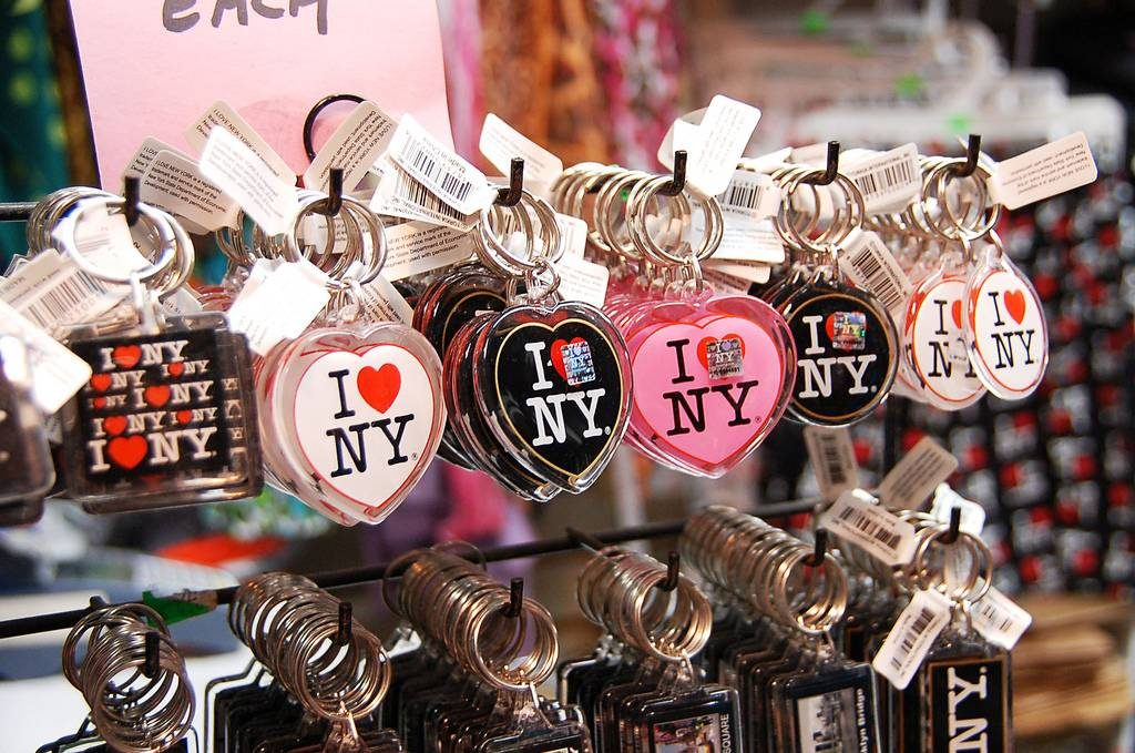 souvenirs de New York