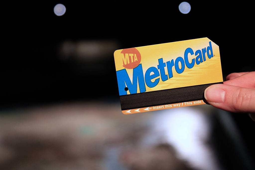 metrocard mta new york