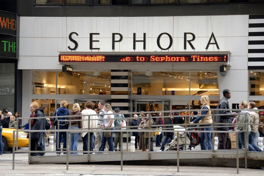 sephora new york