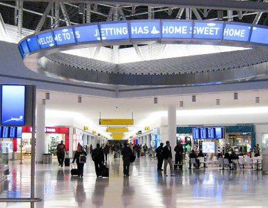 transfert aeroport new york